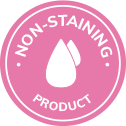 non-staining product
